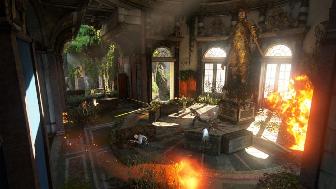 Uncharted 4: A Thief's End 'Devon' Multiplayer Map Trailer 1