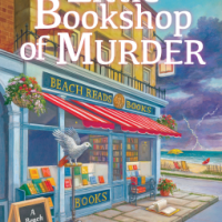 The Little Bookshop of MURDER by Maggie Blackburn