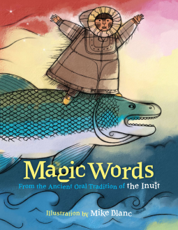 Book Cover for Magic Words