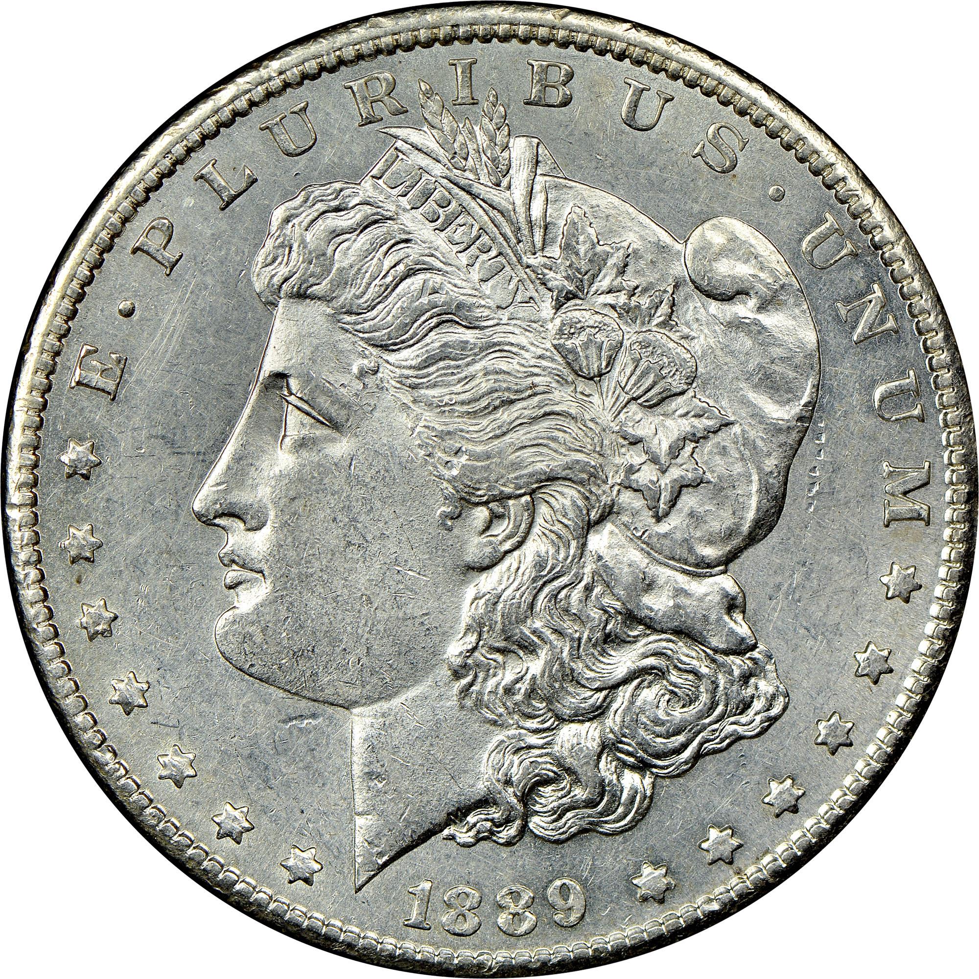 Cc 1 Ms Morgan Dollars