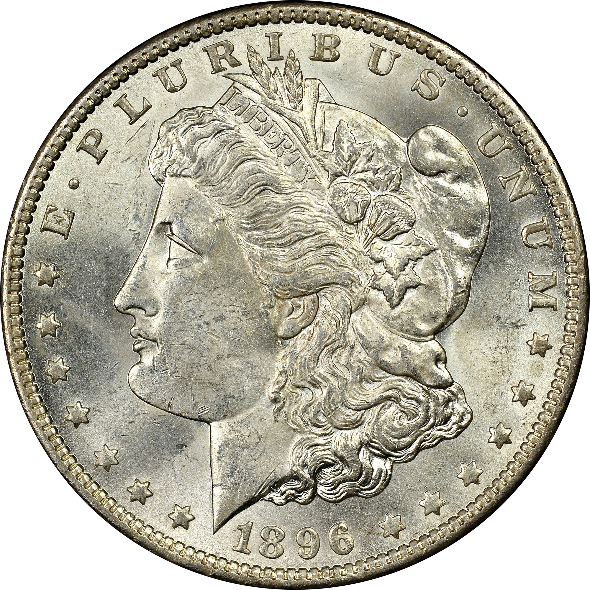 O 1 Ms Morgan Dollars