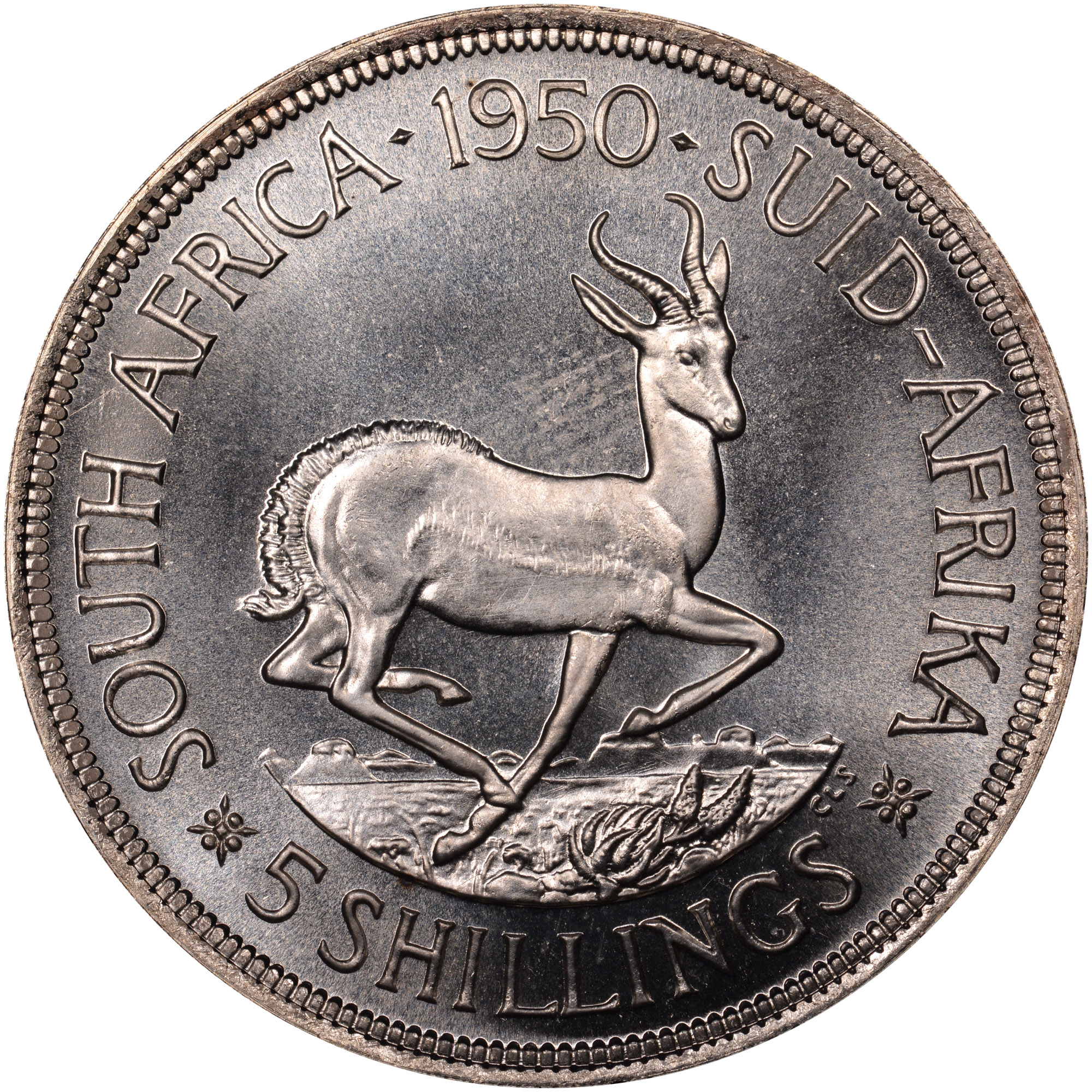 South Africa 5 Shillings Km 40 1 Prices Amp Values