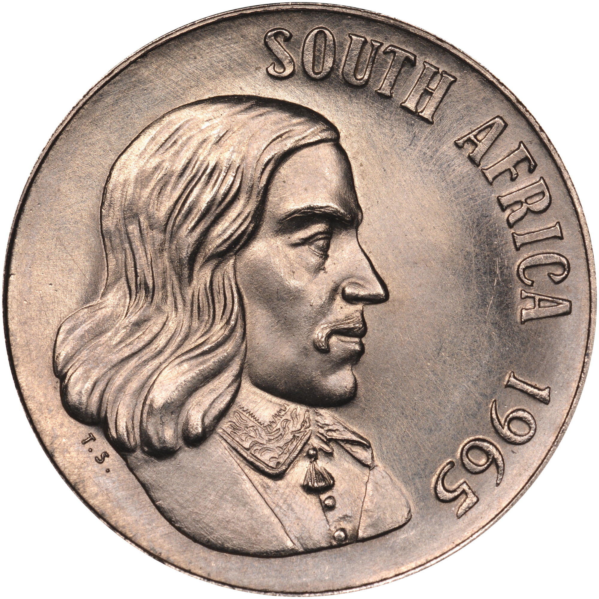 Found An Old South African 20 Cent Coin That I Never