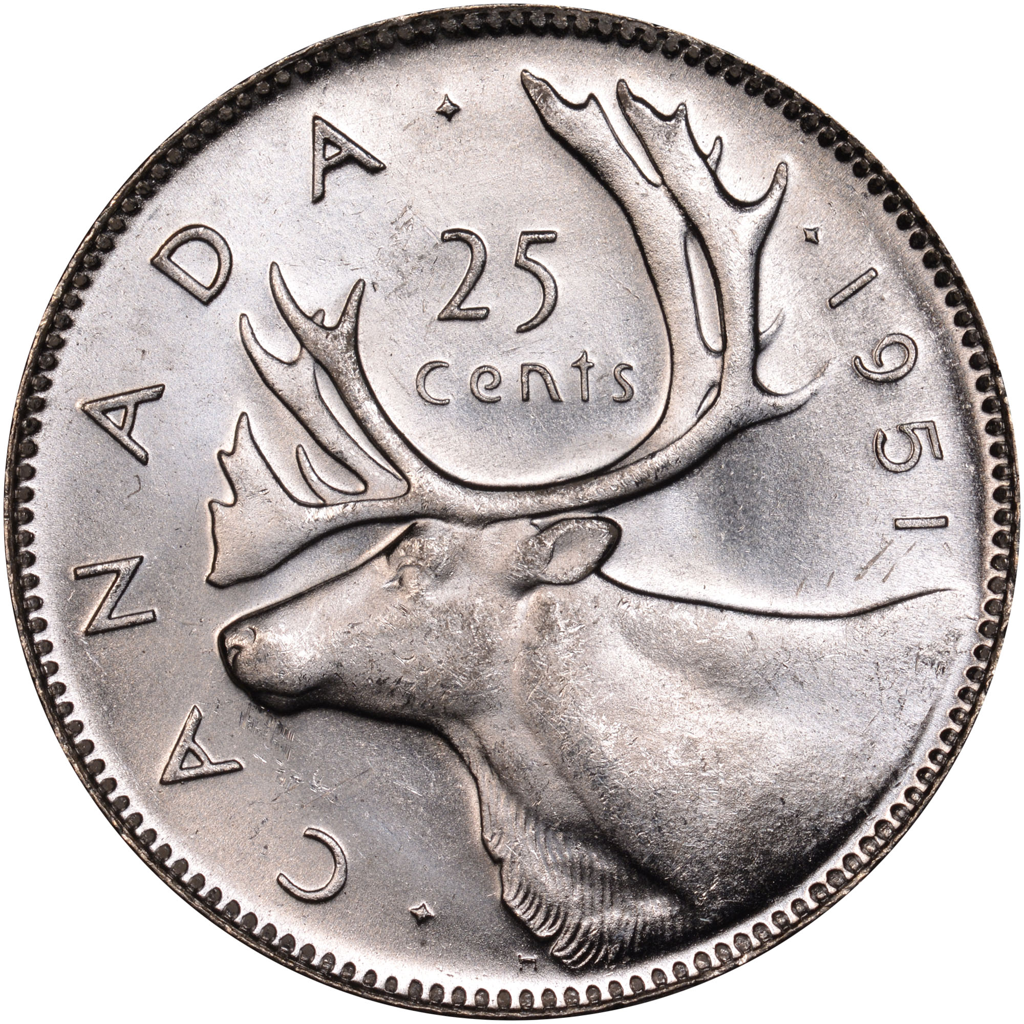 Canada 25 Cents Km 44 Prices Amp Values