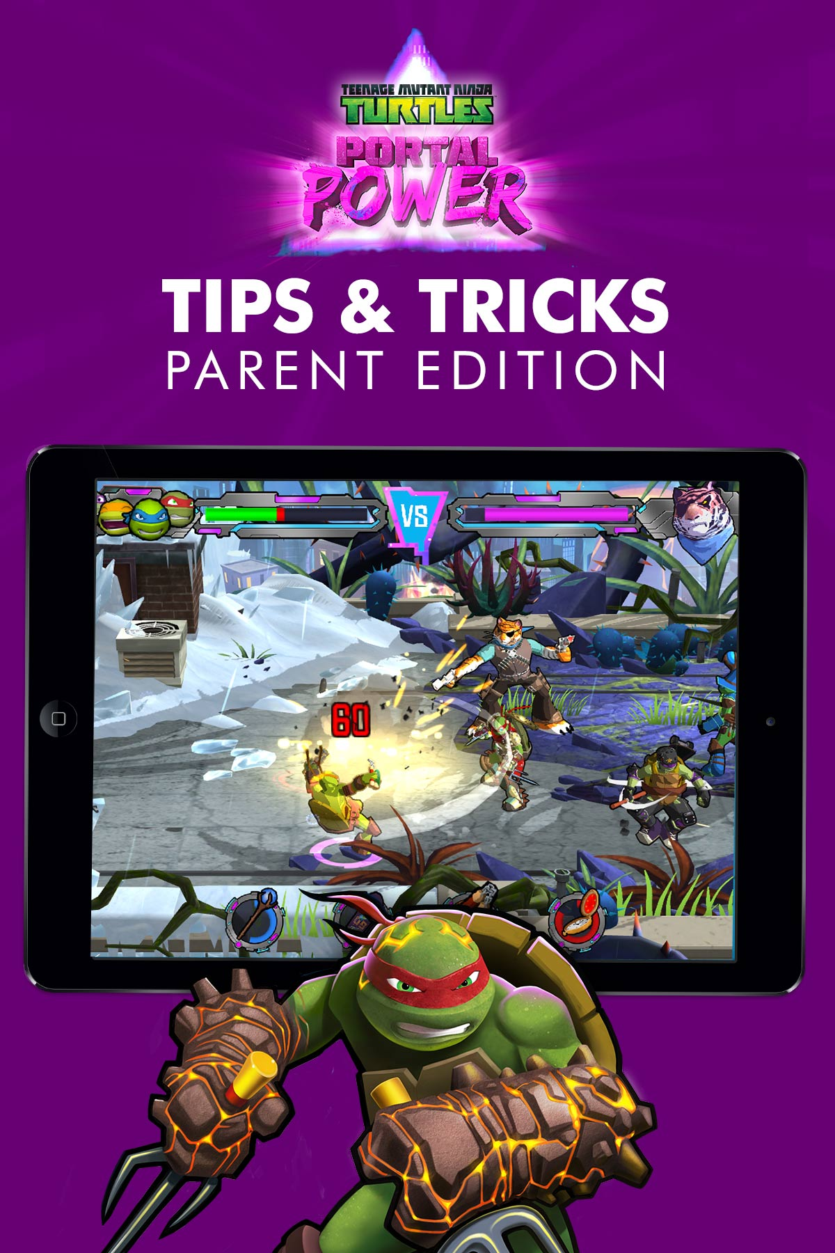 Tips Amp Tricks For Tmnt Portal Power Parent Edition