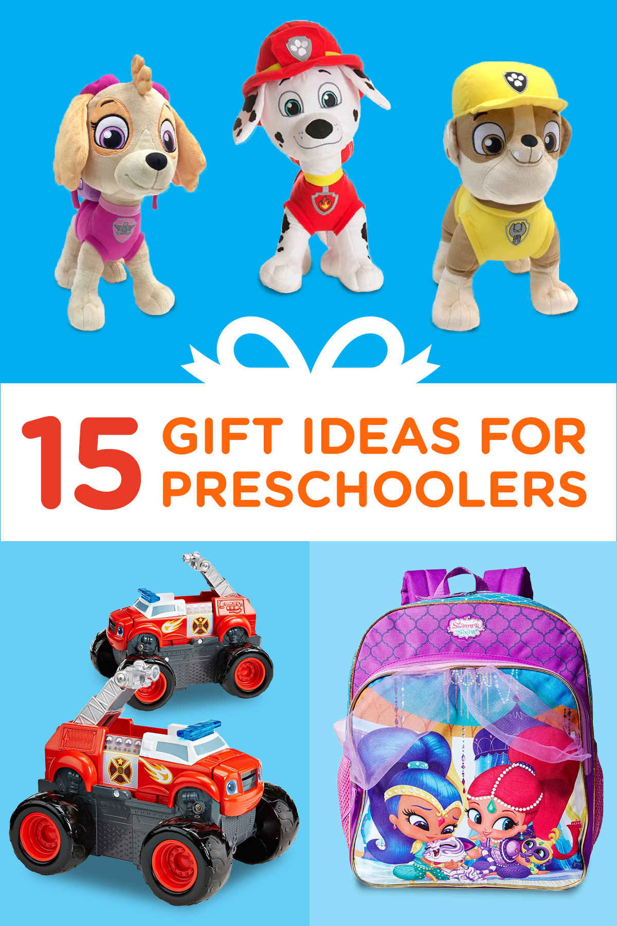15 Birthday T Ideas For Preschoolers Of
