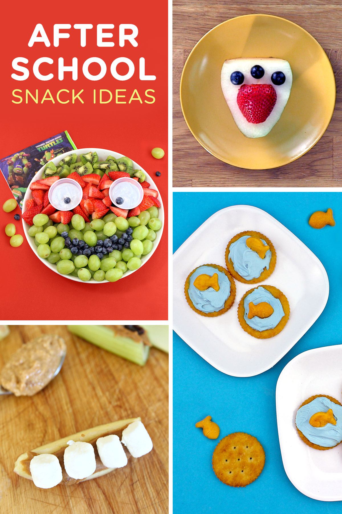 Our Favorite Fun And Flavorful After School Snacks