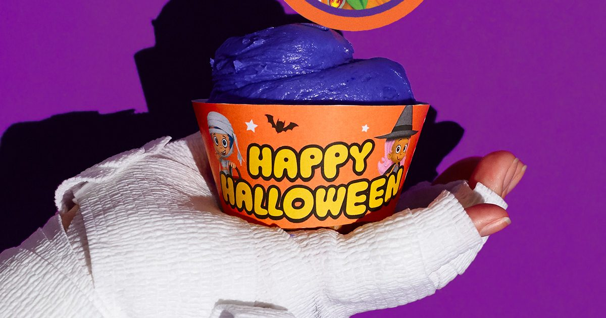 Nick Jr Halloween Party Cupcake Toppers Amp Wrappers