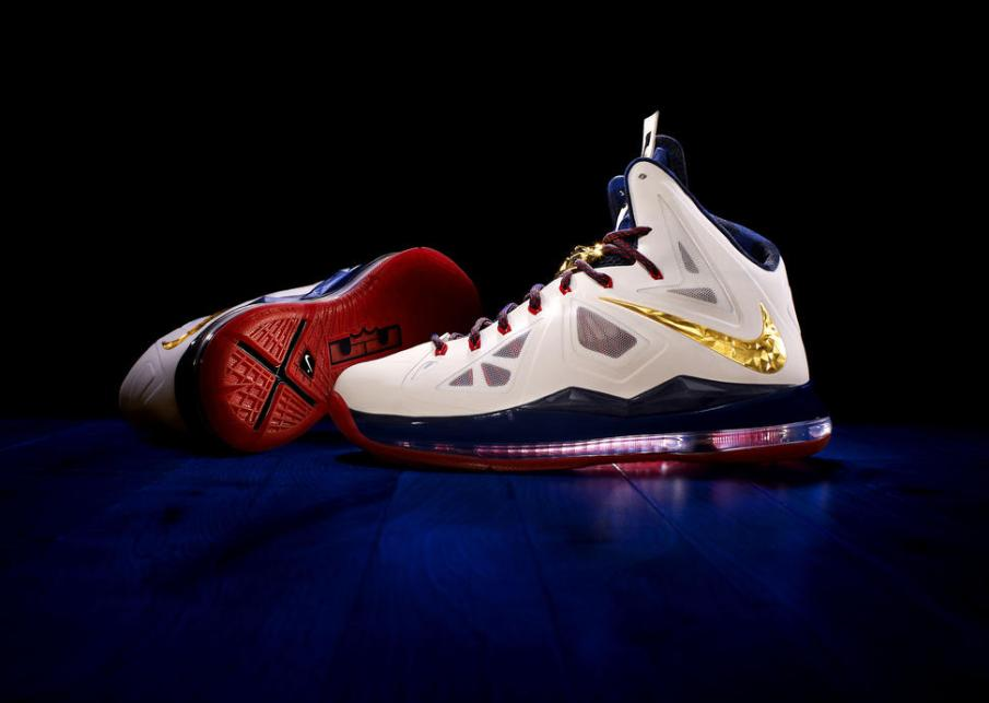 factory price abe30 8130d Nike debuts flashy promo for LeBron X, the newest LeBron ...