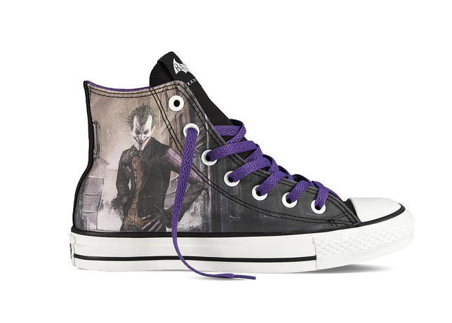 43464dc95d06 Converse    Batman  Arkham City Customizable Sneaker