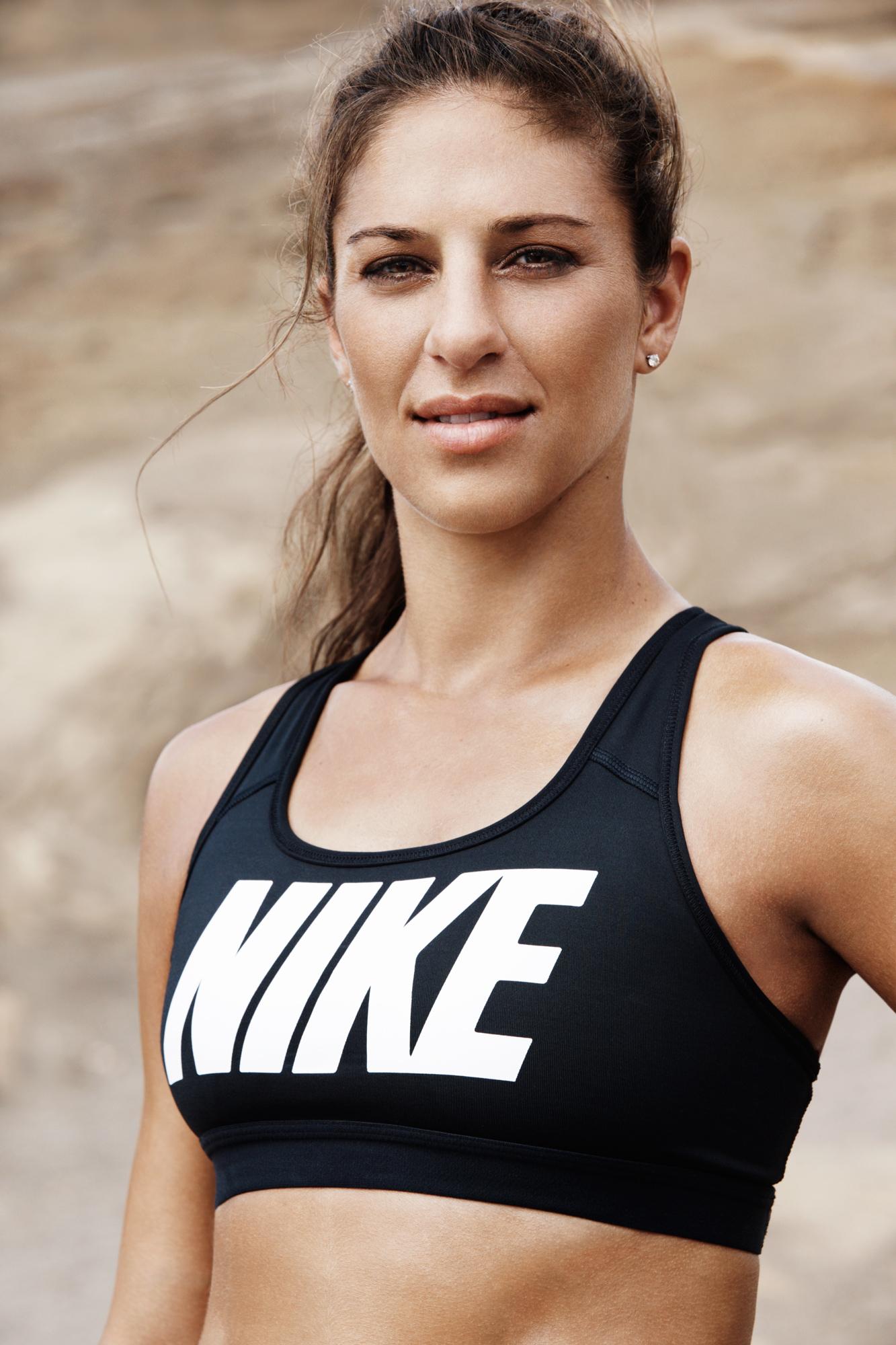 Nike Women Presents: U.S. National Team Midfielder Carli ...