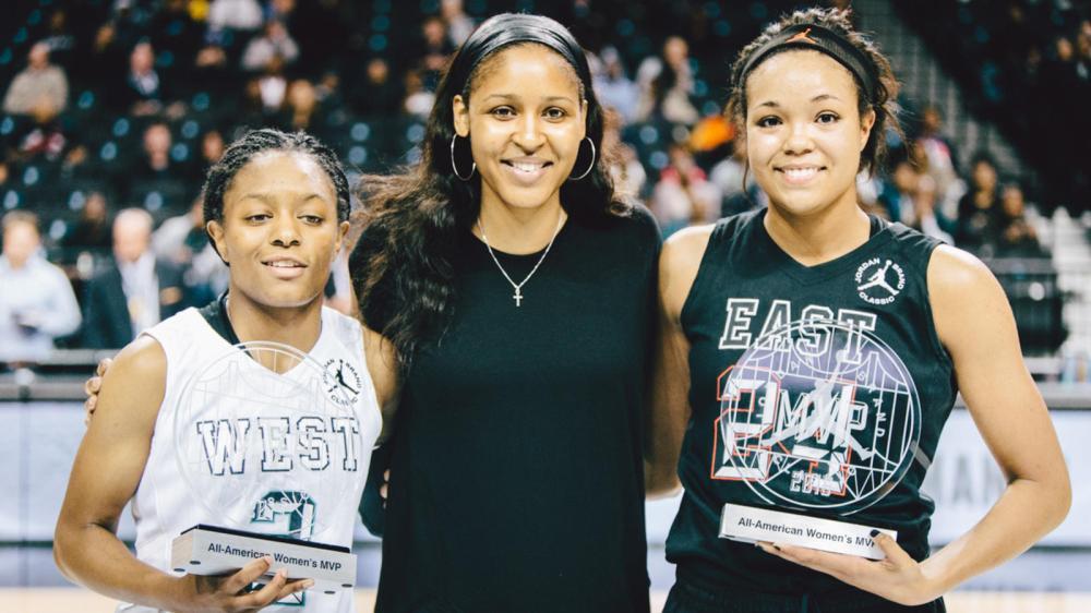 Jordan Brand Classic Girl's MVPs