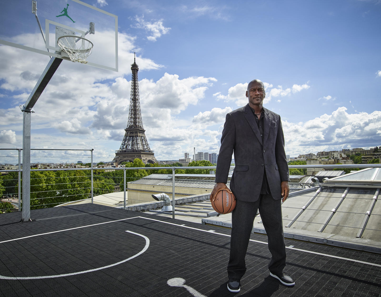 Jordan Brand Takes Flight In Paris Nike News