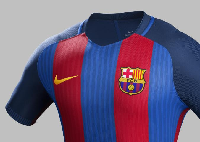 ca071a5ae FC BARCELONA HOME KIT 2016-17 – The Totalsports Blog