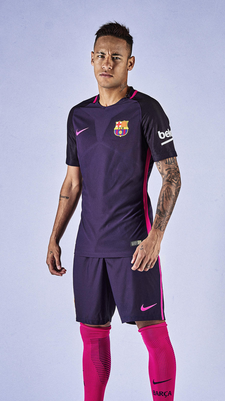 Fc Barcelona Away Kit 2016 17 Nike News