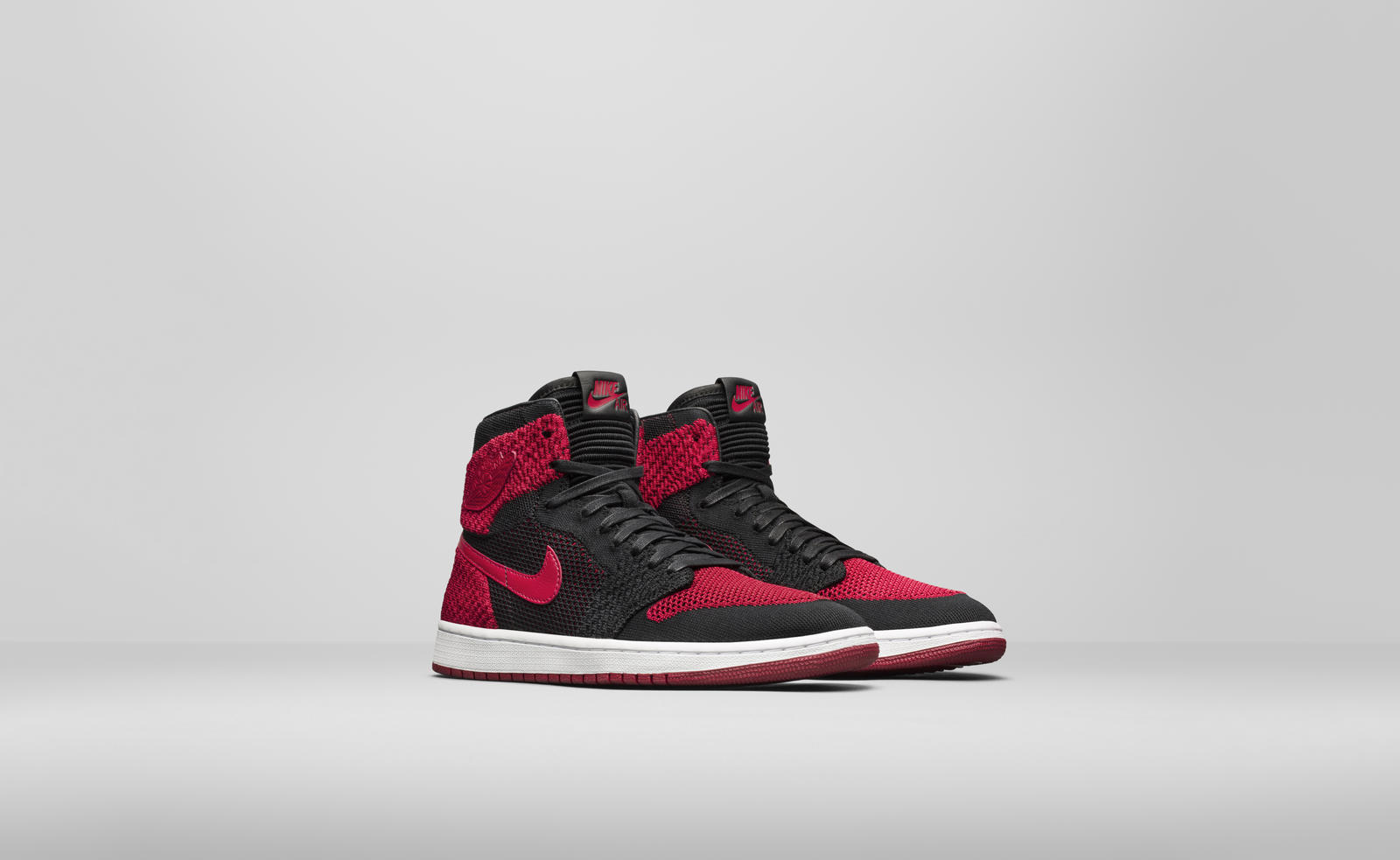 Introducing the Air Jordan 1 Retro Hi Flyknit   Nike News When the Air Jordan 1 was introduced in 1985 it utilized the era s best  materials and technologies  While basketball footwear has continued to  evolve