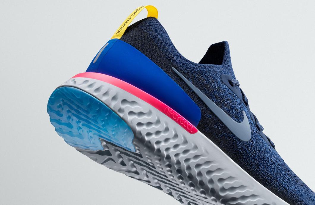 Nike Epic React Flyknit Running Shoe News d014b3e09