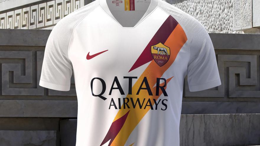 As roma 2019 20 away kit 2 hd 1600