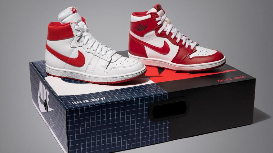 Nikenews nbaall star2020 air jordan beginnings box shoes outside 1 v11 hd 1600