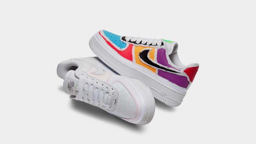 Nike sportswear su20 w air force 1 lx hd 1600