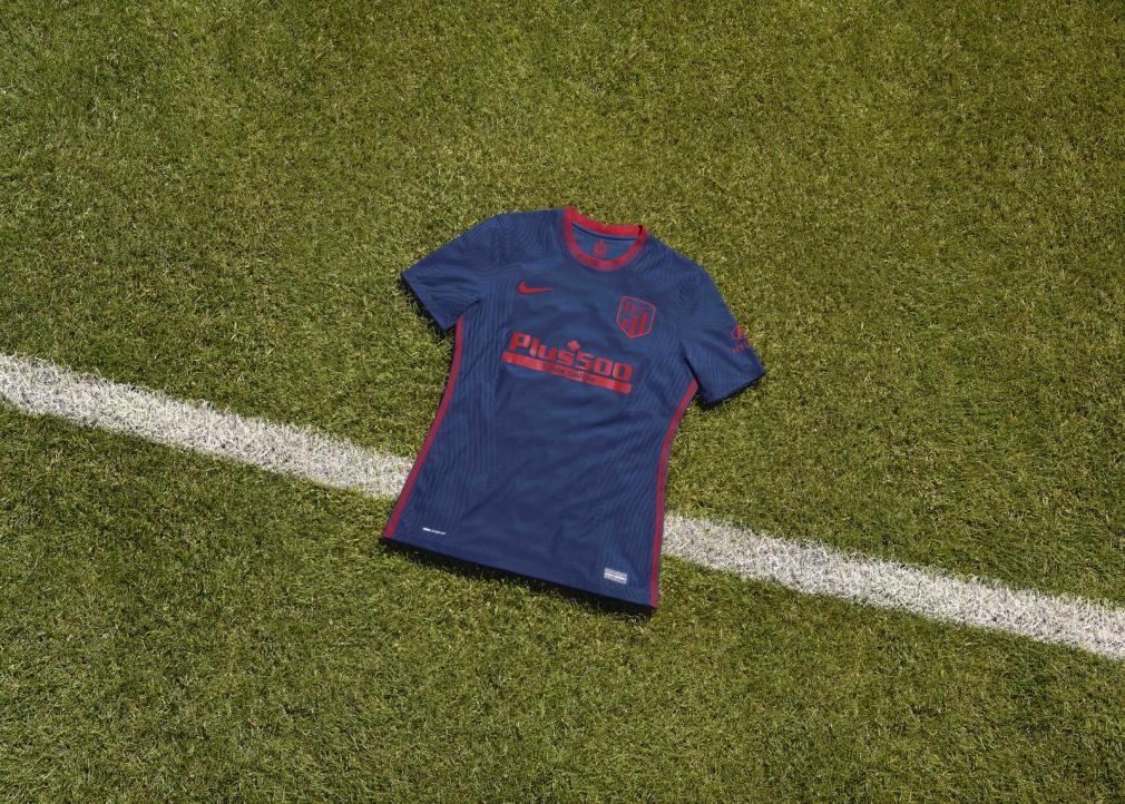 Camiseta suplente Atleti