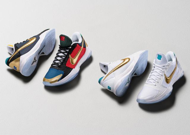 Kobe 5 Protro Lineup Mamba Week 2020 Official Images and Release ...