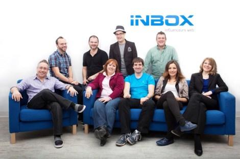 L'équipe INBOX