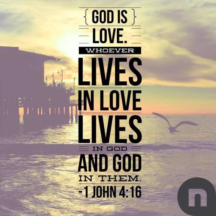Why God's love is different | Devotionals | NewSpring Church