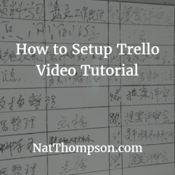 How To Setup Trello