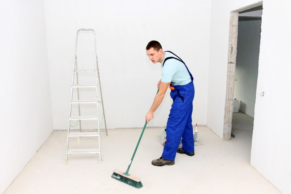 Construction Cleanup Services