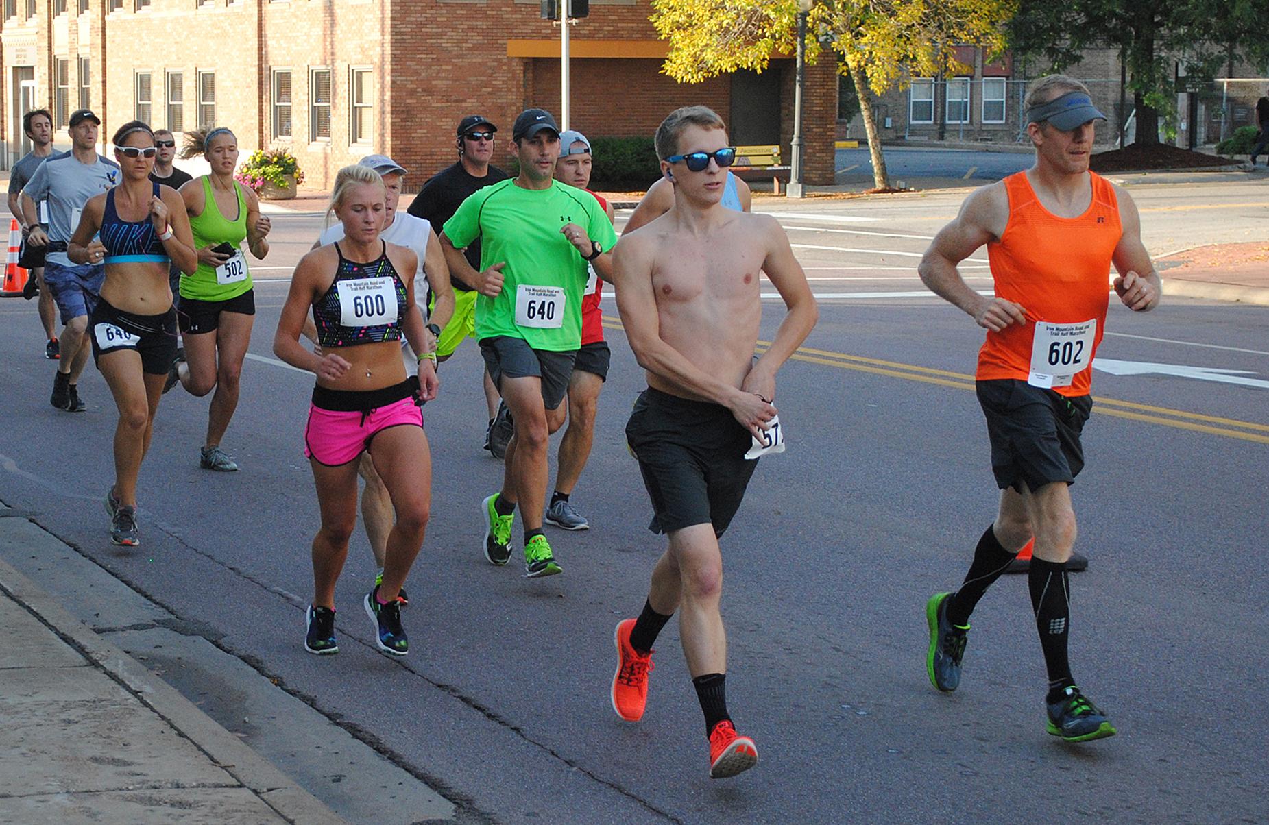 Richmond Wins Im Road And Trail Half Marathon News Sports Jobs