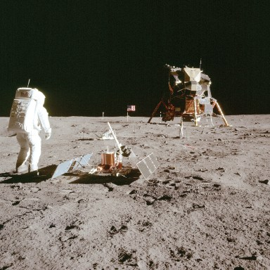 Local residents recall moon landing