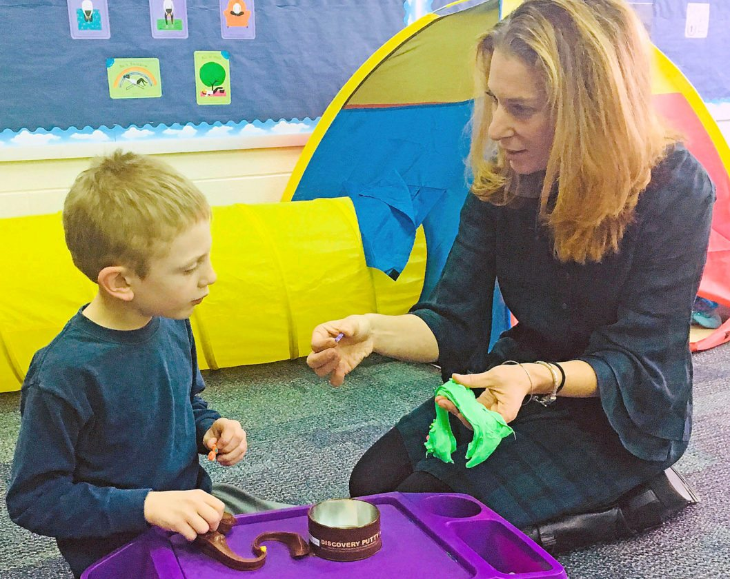 New Sensory Room At Wingate Elementary Helps Students Remain Calm And Focused