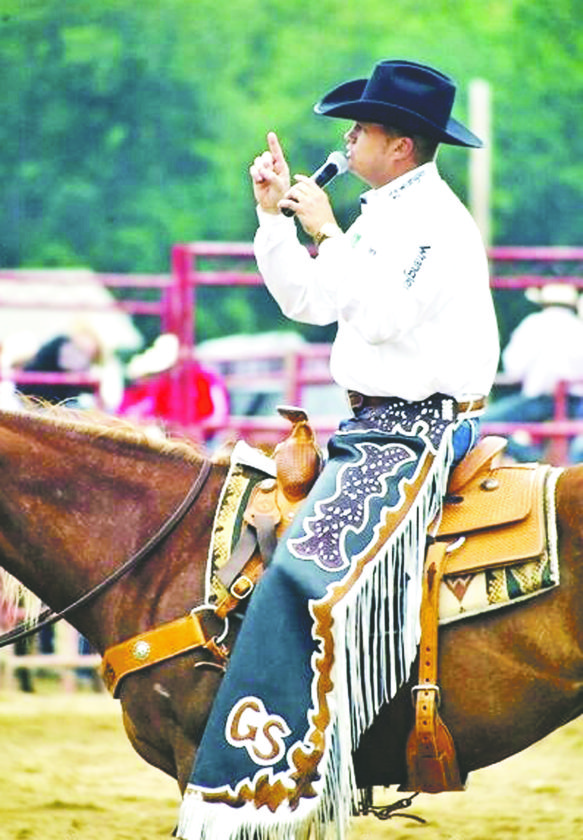 Historic Rodeo Greg Simas