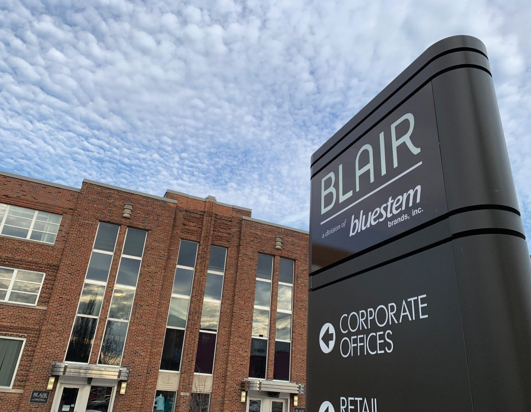 Blair Parent Company Files For Chapter 11 Bankruptcy News