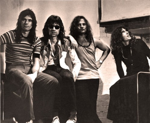 Argent - one of the mainstays of FM Rock Radio in the early 1970s.