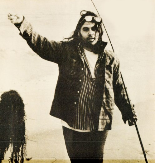 Little Feat founder Lowell George and Catch of The Day.