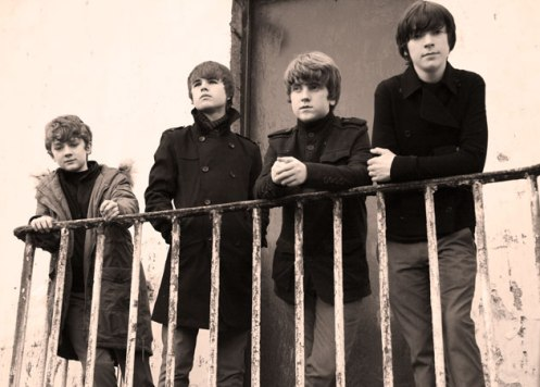 The Strypes - There should be a law about 15 year olds rocking this good.