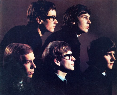 The Zombies in 1964 - Remarkably timeless.