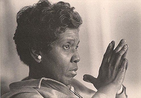 Barbara Jordan - Texas has changed considerably.