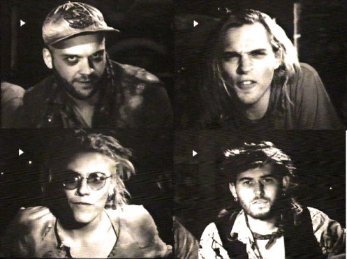 Gaye Bykers On Acid - believe it or not, at the forefront of the Psychedelia revival in the mid-80s.