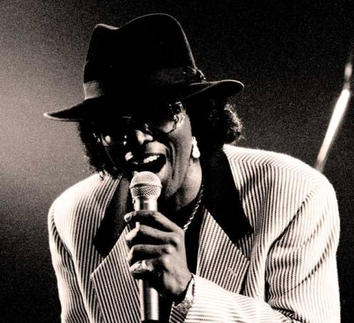 Johnny Guitar Watson - High Priest of Funk.