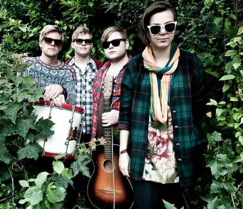 Of Monsters And Men -maybe not overnight sensation, but a few days at least.
