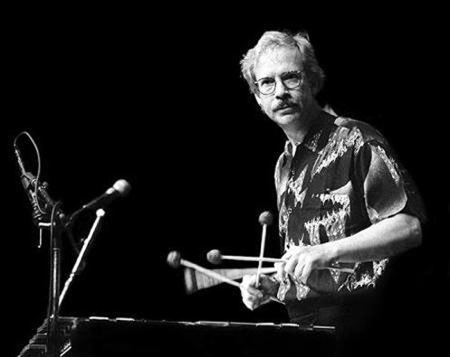 Gary Burton - vital as ever.
