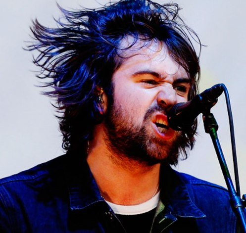 Justin Young of Vaccines - Best selling debut of 2011 and keeping it going.
