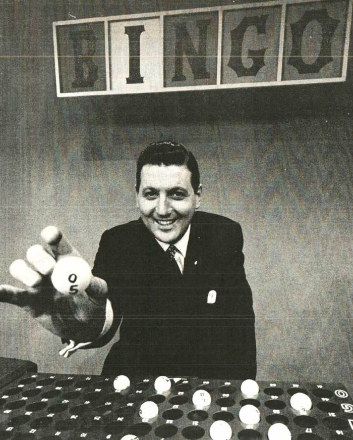 More than Bingo, 1958 was more of a Crap Game.