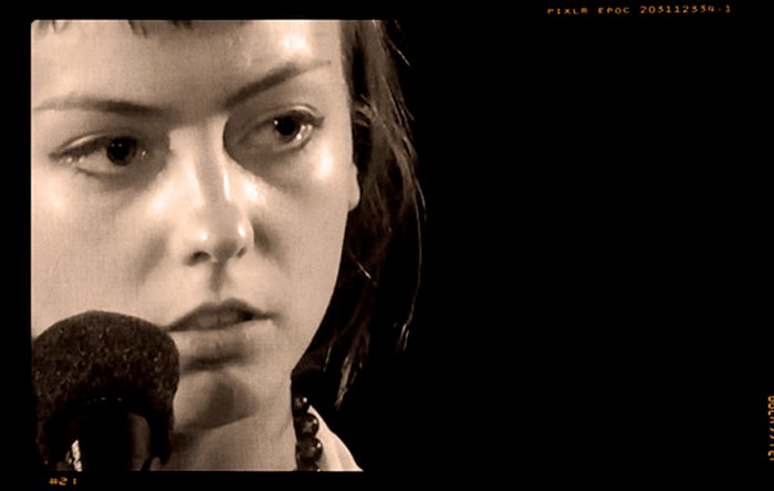 Angel Olsen - stirring up the pot - tossing in a few spells.