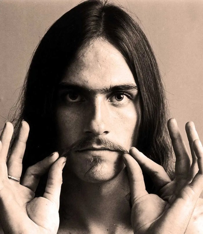 James Taylor - starting off the week on an introspective note.