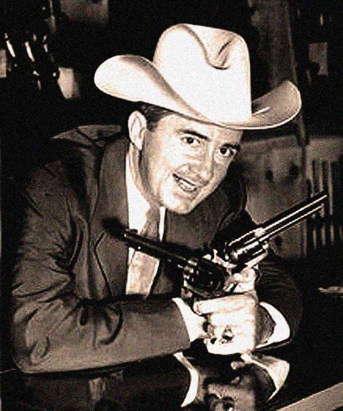 Texas Governor Allan Shivers - Back when Democrats were a different kettle of fish entirely.