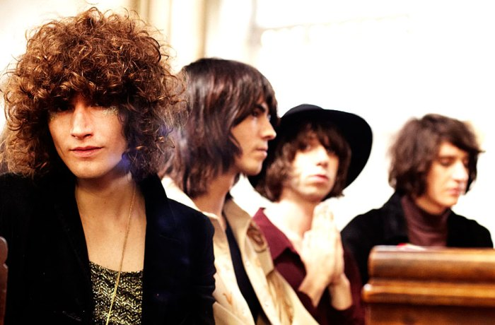 Temples - hitting the road hard this year. (photo by James Loveday)